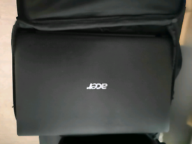Acer 15inch laptop and Canon printer