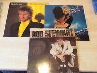 Joblot of vinyl records 230+ , Bowie,Lennon,nat King Cole,elton john
