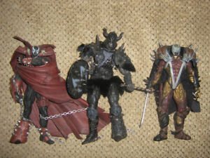 SPAWN FIGURE LOT 2