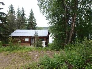 WATERFRONT COTTAGE FOR SALE ON FRASER LAKE