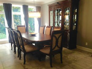 Michael Amini Villagio collection dining room set