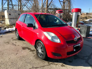 2009 Toyota Yaris Cert+Etest No Accident Great Gas Saver Manual