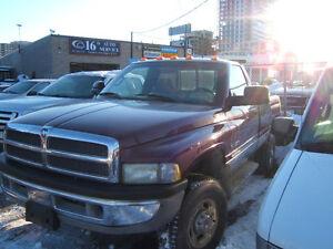2002 Dodge Power Ram 2500 Pickup Truck