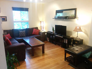 To rent - Open air concept renovated 3bdrs
