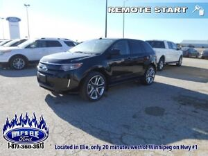 2011 Ford Edge Sport   - Leather Seats -  Bluetooth -  Heated Se