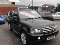 Land Rover Range Rover Sport 3.6TD V8 auto 2007 HSE
