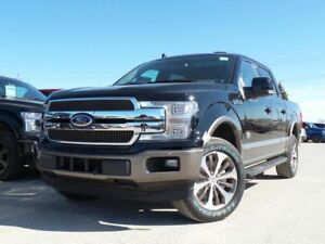 2018 Ford F-150 *DEMO* KING RANCH 3.5L V6 601A