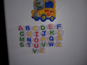 leap frog apprentissage alphabet aimanté