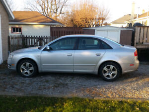 Price Reduced 2006 Audi A4