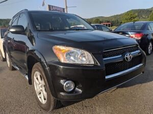 Toyota RAV4 4WD LIMITED CUIR+TOIT AUTOMATIQUE 2011