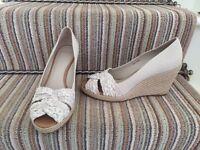 Ladies Clarks Shoes size 7