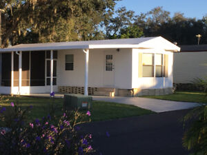 Mobile home for sale or rent in Winter haven Florida