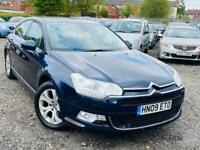 2009 Citroen C5 2.0 HDi Exclusive 4dr Saloon Diesel Automatic