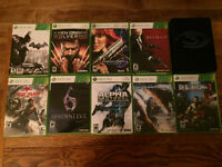 Various Xbox 360 Games (See prices below - No Trades)