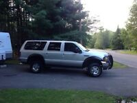 Ford excursion 4x4 2000