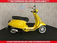 PIAGGIO VESPA VESPA SPRINT 125 3V ABS MOT TILL APRIL 2019 LOW MLS 2015 15