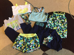 Girls Size 7/8 GYMBOREE GYMGO outfits