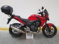 "Honda CB500 2014 ""14 Plate"" Immaculate Condition"