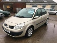 Renault Grand Scenic 1.6 VVT 111bhp Oasis 2006 ONLY 89K MAY 17 MOT