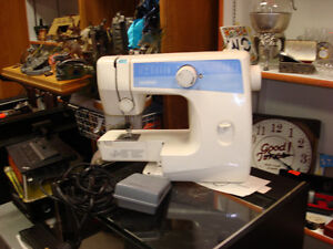 Brother LS-2125 Portable Sewing Machine Working  Condition