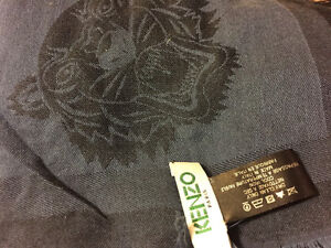 Used Kenzo Scarf LIke Brand New