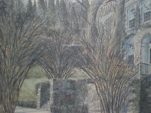 "Ben Babelowsky-""MacKenzie House"" Print Kitchener / Waterloo Kitchener Area image 8"