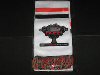 """New CFL 2014 Grey Cup Festival Scarf """"Roar on the Shore"""""""