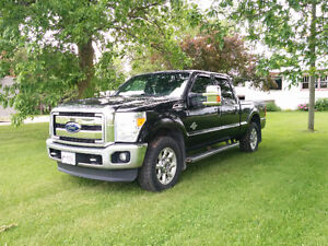 2011 Ford F-250 Lariat Limited