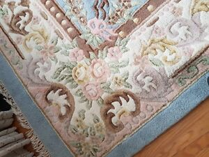 Aubusson Indian Carpet Cambridge Kitchener Area image 2