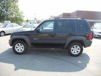 Jeep Liberty 4dr Sport 4WD 2004