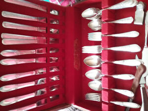 Silverware Set for Collecting or Jewlery Making