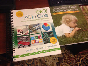 College Early Learning & HCA Textbooks