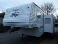 Fifth Wheel Springdale 27 pi (négociable)