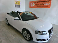 2012 Audi A3 Cabriolet 1.6TDI 105 CR Sport ***BUY FOR ONLY £45 A WEEK***