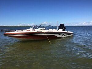 Nitro 189 Fish Ski Boat