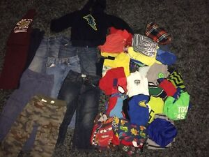 3T and 4T boys clothing