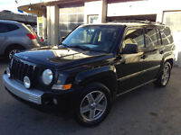 2007 Jeep Patriot VUS**LIMITED CUIR, TOIT RT MAGS**