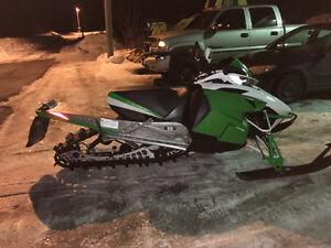 """Xf 800 2013 sno pro 141"""" chenille de 2""""1/4 Saguenay Saguenay-Lac-Saint-Jean image 4"""