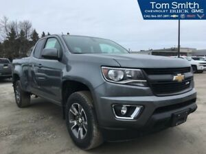 2018 Chevrolet Colorado Z71  HEAVY DUTY TRAILERING PACKAGE