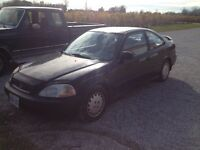 1997 Honda Civic DX Coupe 2dr