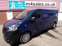 Renault Trafic Ll29 Business Energy Dci S/R P/V Panel Van 1.6 Manual Diesel
