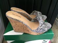 Size 10 (fit like 9) wedges