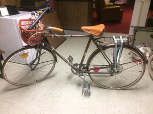 Vintage Two Wheeled Bike for sale