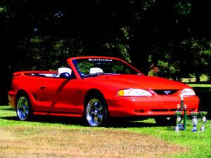 Mustang GT 30 ième anniversaire