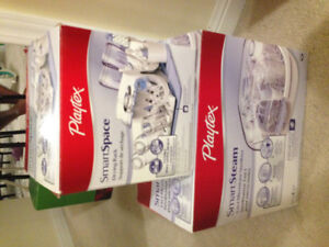 Playtex drying rack and microwave sterilizer