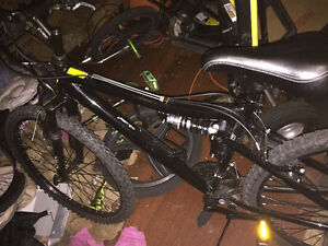 Selling a nakamura mountain bike
