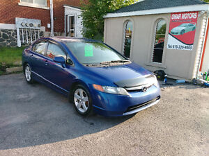 2006 Honda Civic LX. Safety&warranty included