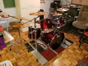 Drum Pearl Export