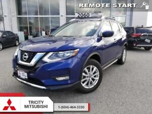 2017 Nissan Rogue SV  - Bluetooth -  Heated Seats
