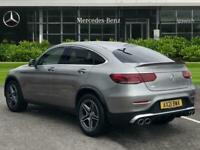 2021 Mercedes-Benz GLC COUPE GLC 43 4Matic 5dr TCT Auto Estate Petrol Automatic
